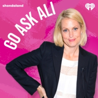 Logo of the podcast Go Ask Ali