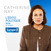 Logo of the podcast L'édito politique de Catherine Nay