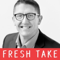 Logo of the podcast Fresh Take with Josh Dukelow