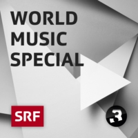 Logo du podcast World Music Special