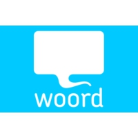 Logo of the podcast Woord - Rob Muntz presenteert