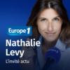 Logo of the podcast L'invité actu - Nathalie Levy