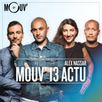Logo of the podcast Mouv' 13 Actu