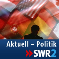 Logo of the podcast SWR2 Aktuell für BW und RP: Mossul, Gabriel in China, youtube und GEMA
