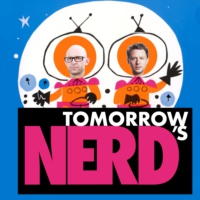 Logo of the podcast Tomorrow's Nerd Trailer