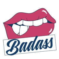 Logo of the podcast Badass S02E01 Teaser Iris