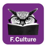 Logo of the podcast France Culture - Denis Podalydes lit