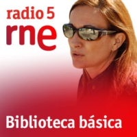 "Logo of the podcast Biblioteca basica - ""Duelo"": Eduardo Halfon - 15/10/17"