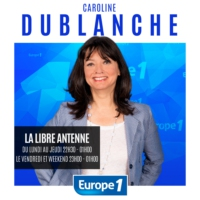 Logo of the podcast Europe 1 - La libre antenne
