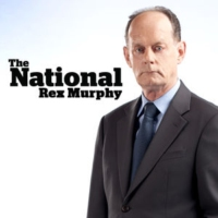Logo of the podcast The National: Rex Murphy Audio Podcast
