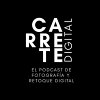 Logo du podcast Fotografía y Retoque Digital de Carretedigital