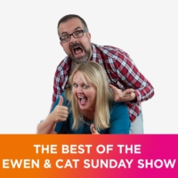 Logo of the podcast Ewen & Cat are joined by the cast from Still Game!