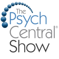 Logo of the podcast The Psych Central Show: Candid Chat on Mental Health & Psychology