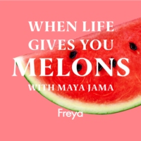 Logo of the podcast When Life Gives You Melons