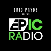 Logo of the podcast ERIC PRYDZ – EPIC RADIO