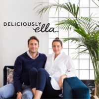 Logo of the podcast Deliciously Ella