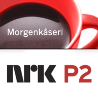 Logo du podcast Morgenkåseri v/Monica Wegling 19 jan