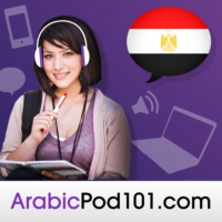 Logo of the podcast Learn Arabic | ArabicPod101.com