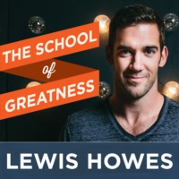 Logo of the podcast The School of Greatness with Lewis Howes