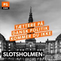 Logo of the podcast Slotsholmen