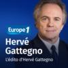 Logo of the podcast L'édito d'Hervé Gattegno