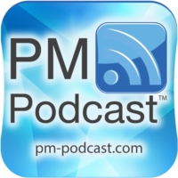 Logo of the podcast The Project Management Podcast