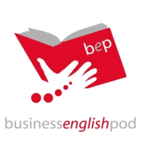 Logo of the podcast Business English Pod :: Learn Business English Online