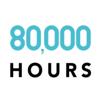 Logo of the podcast The 80,000 Hours Podcast with Robert Wiblin