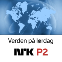 Logo of the podcast NRK P2 – Verden på lørdag
