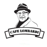 Logo of the podcast Cafe Lombardi
