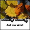 Logo of the podcast Auf ein Wort - Bayern 1