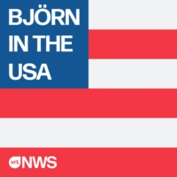 Logo of the podcast Björn in the USA
