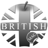 Logo of the podcast BritishMac