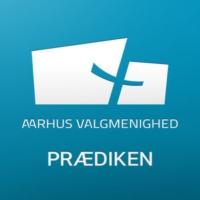 Logo du podcast Prædikener fra Aarhus Valgmenighed