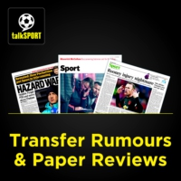 Logo of the podcast Transfer gossip: Chelsea target Hazard replacement, Liverpool blow in De Vrij chase, Arsenal to lan…