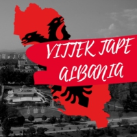 Logo of the podcast Vittek Tape Albania
