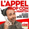 Logo of the podcast L'appel trop con de Rire & Chansons