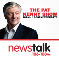 Logo du podcast Newstalk - The Pat Kenny Show Highlights