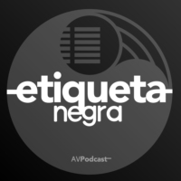 Logo of the podcast Etiqueta Negra
