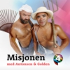 Logo of the podcast Misjonen med Antonsen og Golden