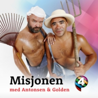 Logo of the podcast Misjonen Destillert 13.04.2019
