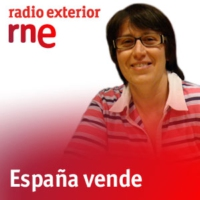 Logo of the podcast España vende - Primera instalación del mundo híbrida.