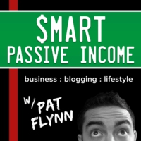 Logo of the podcast The Smart Passive Income Online Business and Blogging Podcast