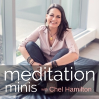 Logo of the podcast Meditation Minis Podcast