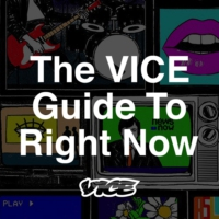 Logo of the podcast The VICE Guide to Right Now