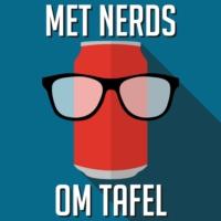 Logo du podcast Met Nerds om Tafel