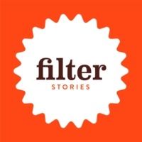 Logo of the podcast Filter Stories