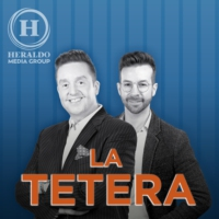 Logo of the podcast La tetera
