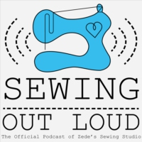 Logo du podcast Sewing Out Loud