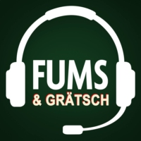 Logo of the podcast NEVER FORGET #5 mit dem Jahrhundertderby